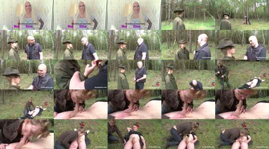 Sex in den Wäldern Video