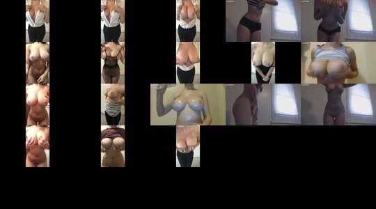 Große natürliche Titten mobile Pornos