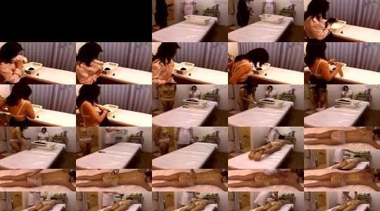 Japanische Massage versteckte Cam-Pornos