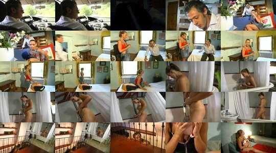 krullend Ebony Porn
