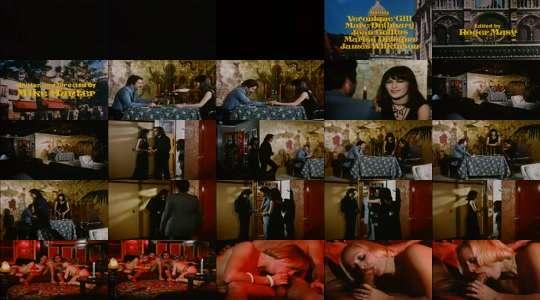 Schwarzer Gruppensex-Film