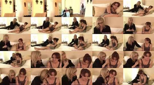 Nina hartley lesbischen Sex