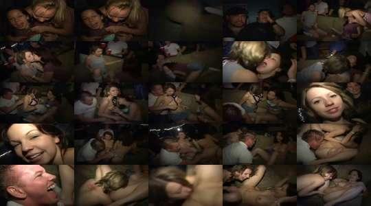 Verrückte Orgie-Party Lesbien vids