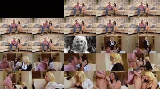 Naakte lesbische sex video