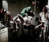 Orgie totale à l'hôpital
