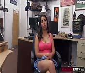Nina loves getting her pussy stuffed