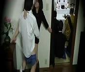 Niewierna żona rżnie się na pogrzebie