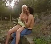Una scena di sesso italiana vintage