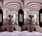 VR Cosplay X Fuck Sicilia Model As Misa Amane