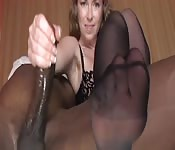 Fetischistischer und interrassischer Sex