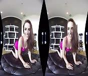 Tori Black WebCam Video And Sex Toys On BaDoinkVR