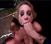 Elle se fait baiser la bouche Salopes videos