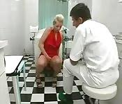 Heißer Fick beim Frauenarzt