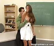 Die unwiderstehliche Schülerin