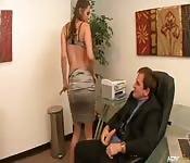 Treffen mit der Sekretärin