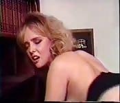 Ron Jeremy mit einer Blondine