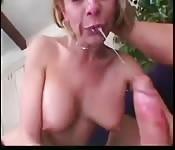Vintage anale porno