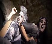 Zombie che scopano con passione