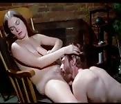 Vintage-Porno aus den 70ern, mit Inzest
