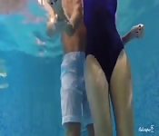 Romanian babe Ava Campos gets fucked by the pool