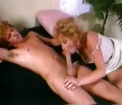 Zärtlicher Sex daheim