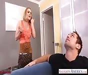 Follada intensa con Krissy lynn