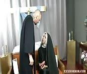 Ariella Ferrera al estilo árabe