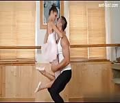 Ficken mit Ballettlehrer