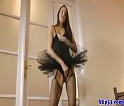 Ballet Tänzerin gefickt