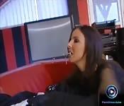 Ginger Jones and Maria Belucci threesome fucking
