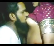 An amateur Indian sex tape goes viral