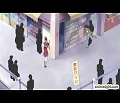 Anime coeds lesbian sex