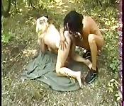 Sexe torride avec une milf