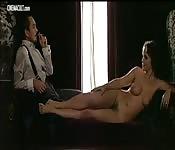 Milf morena experta en sexo cañero