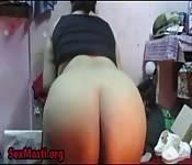 Chubby girl on cam