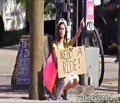 Sexo em troca de transporte