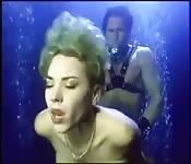 Amor bajo el agua