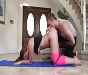 Sex and yoga with Maddy O'Reilly