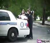 Nasty police ladies slammed by BBC