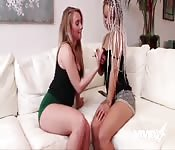 Cute And Hot Teen Lesbian Lovers