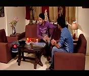 Uno spettacolo sessuale TV indiano