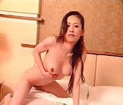Asian babes baring it all on camera