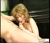 Russian babe gets done