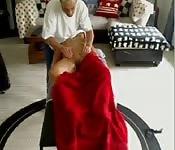 Massage avec une fin heureuse