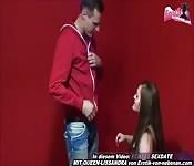 junge teen dreht porno mit ihrem schulfreund