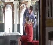 Phoneix marie Red Dress