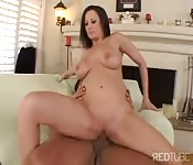 Your cock gets hard when this tits move