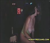 Pussy Creampie For Milf After Glory Hole BJ