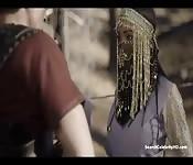 Die arabische Prinzessin