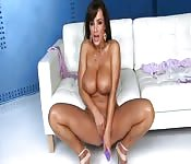 Lisa Ann en session solo